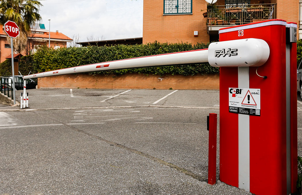 Riparazione barriere automatiche FAAC Roma - Cebi srl