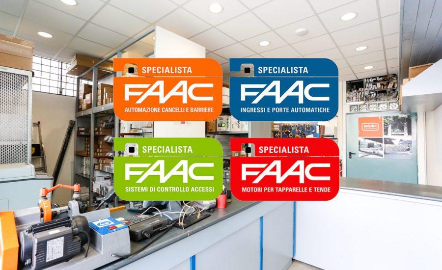 Punto Vendita Faac Roma - CEBI Srl - Duplicazione telecomandi e acquisti prodotti e ricambi Faac Roma